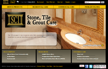 STONECARE.COM - Stone Care International